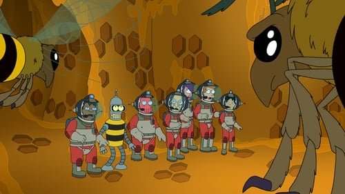 Futurama - Season 6 - Episode 13: The Futurama Holiday Spectacular