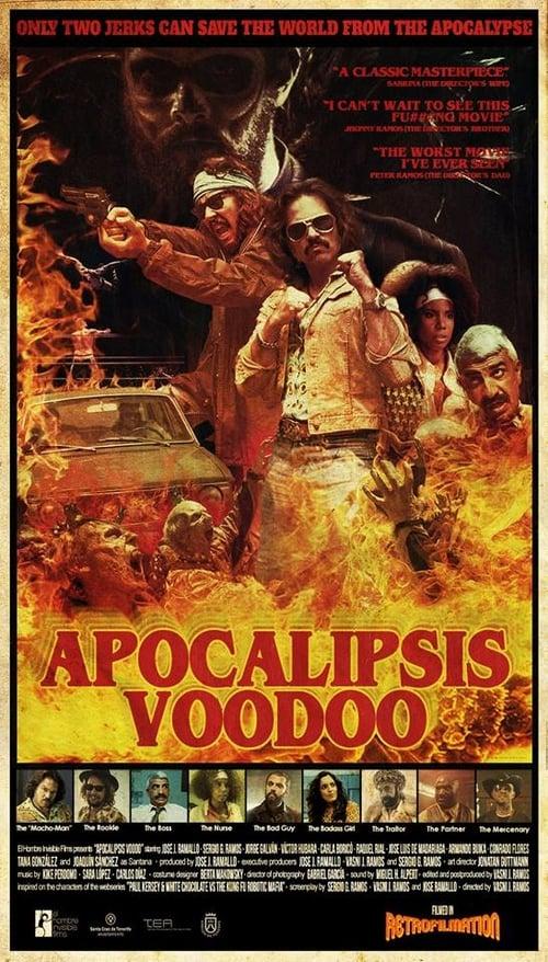 Película Apocalipsis Voodoo En Buena Calidad Gratis
