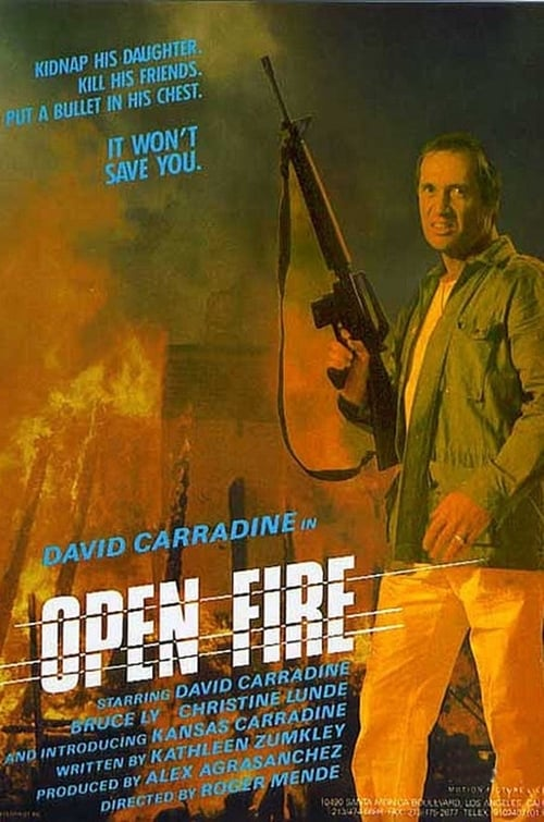 Mira Open Fire Con Subtítulos En Línea