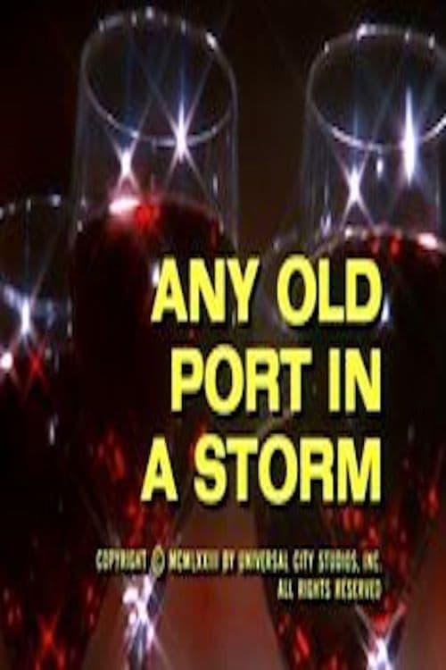 Película Columbo: Any Old Port In A Storm Con Subtítulos