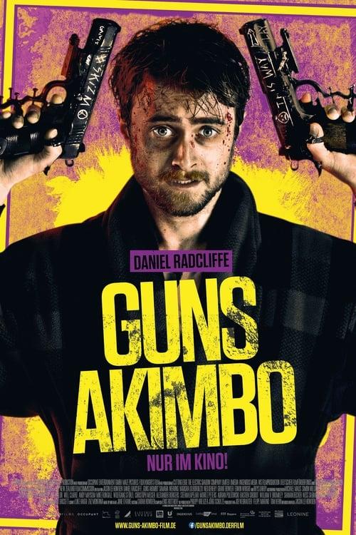Guns Akimbo - Poster