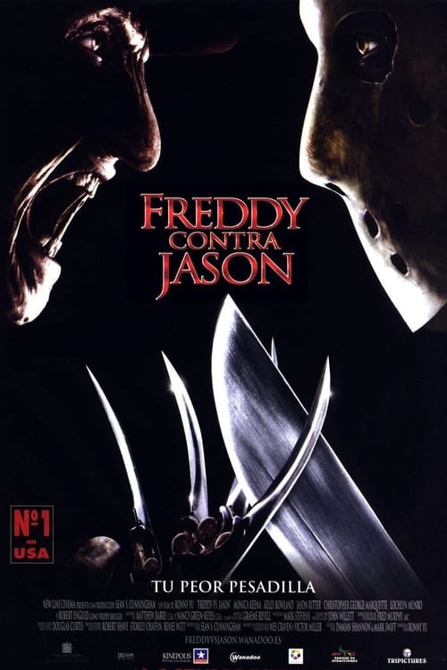Freddy vs. Jason pelicula completa