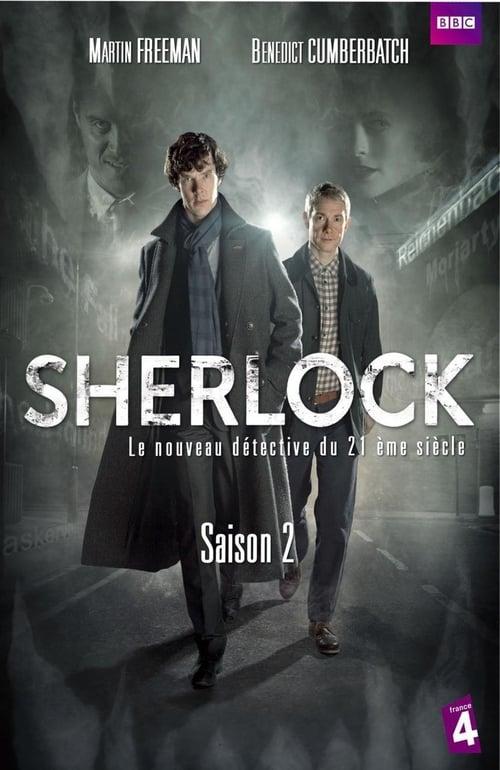 Sherlock: Saison 2
