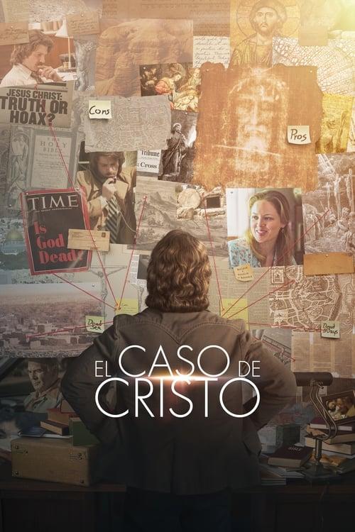 Mira La Película El caso de Cristo Gratis