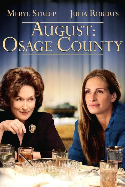August: Osage County - Poster