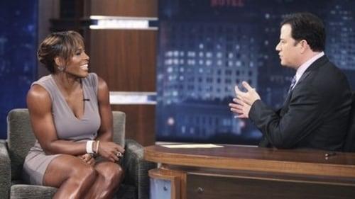 Jimmy Kimmel Live!: Season 8 – Episod Serena Williams, Damon Lindelof & Carlton Cuse, Lady Antebellum