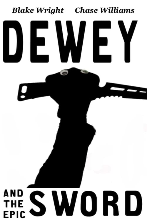 Dewey and the Epic Sword Look