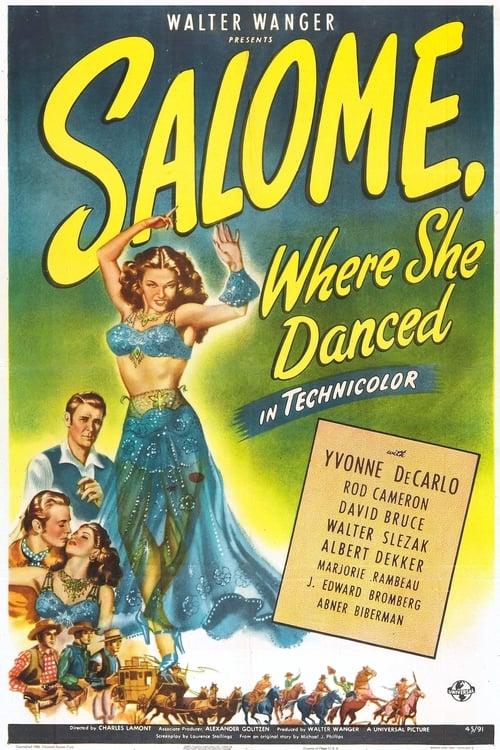 Mira La Película Salomé, la embrujadora Gratis