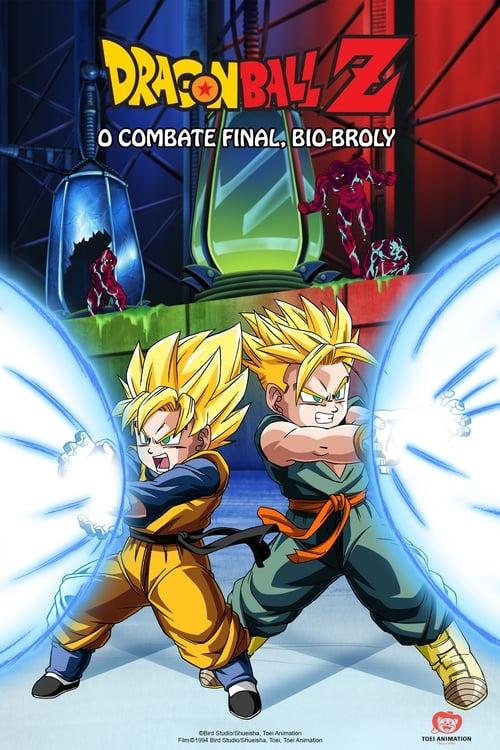 Assistir Dragon Ball Z: O Combate Final: Bio-Broly Film