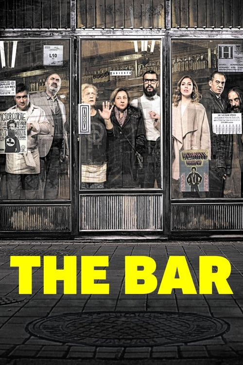 Download The Bar (2017) Full Movie