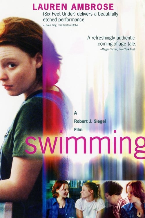 Largescale poster for Swimming