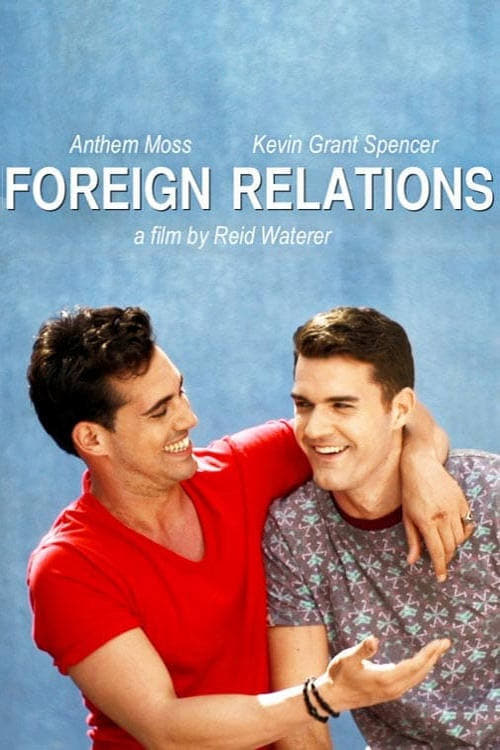 Foreign Relations (2014) Poster