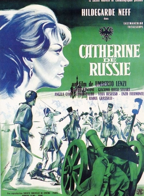 Catherine of Russia (1963)