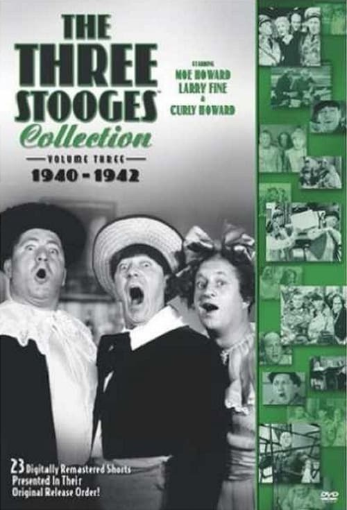 Ver pelicula All the World's a Stooge Online