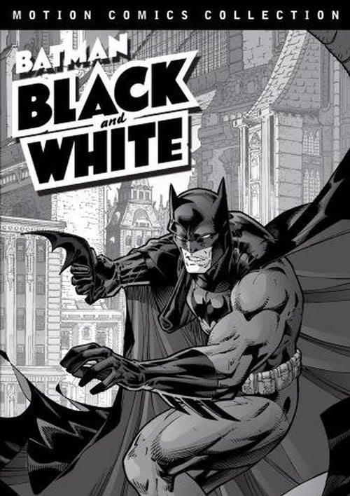 Batman: Black and White Motion Comics (2008)