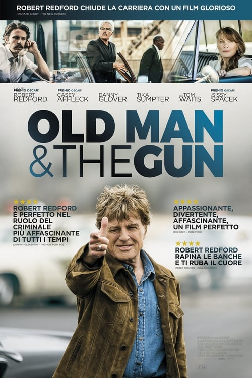 Old Man & the Gun (2018)