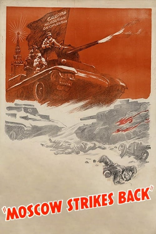 Largescale poster for Moscow Strikes Back