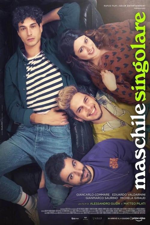 Maschile singolare (2021) Poster