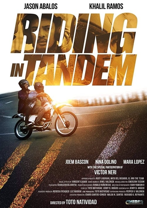 Riding in Tandem poster