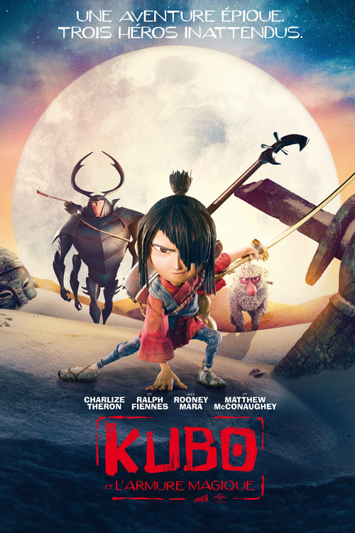 [1080p] Kubo et l'armure magique (2016) streaming vf hd