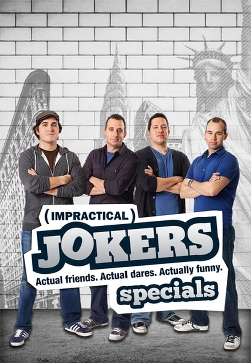 Impractical Jokers: Specials