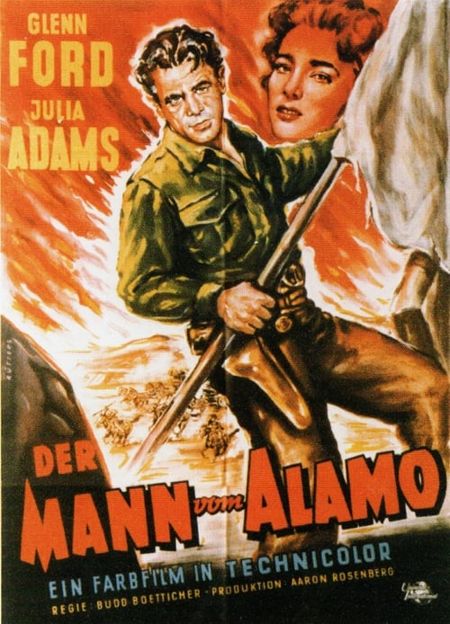 Film Der Mann vom Alamo In Guter Hd 1080p Qualität