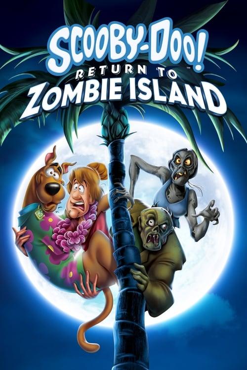 Poster. Scooby-Doo! Return to Zombie Island