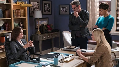 The Good Wife - Season 7 - Episode 5: Payback