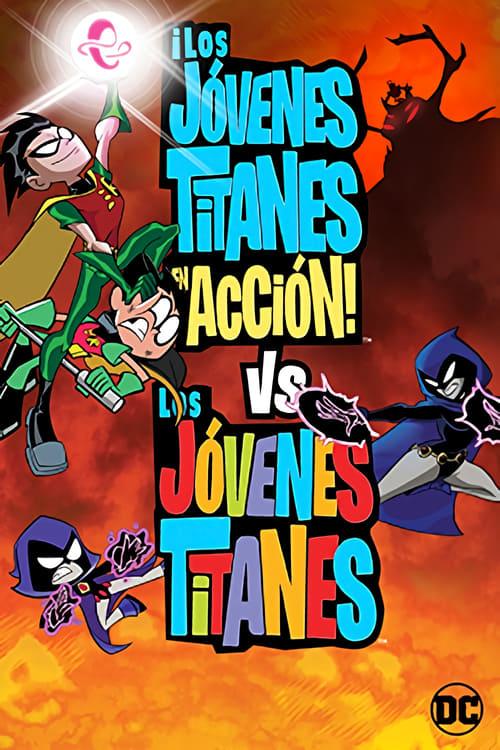 Película Teen Titans Go! vs. Teen Titans Con Subtítulos
