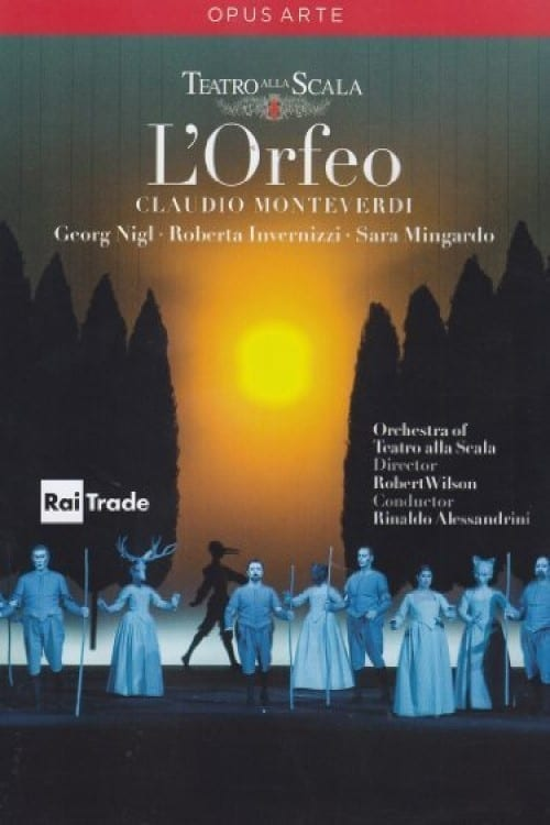 L'Orfeo poster