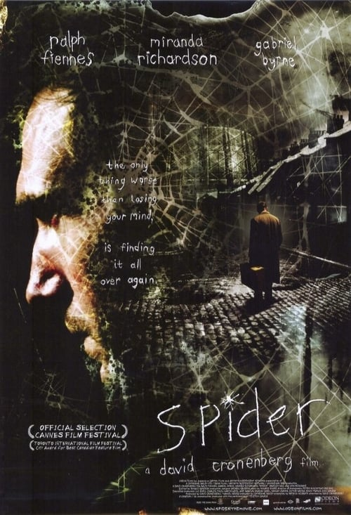 Streaming Spider (2002) Full Movie