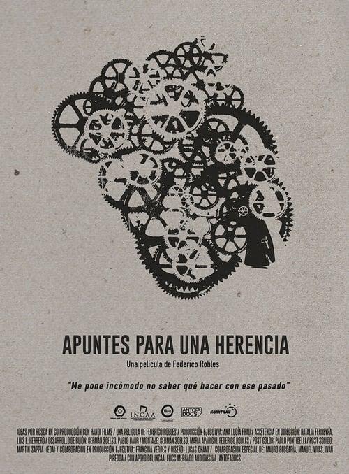 Apuntes para una herencia (2019)