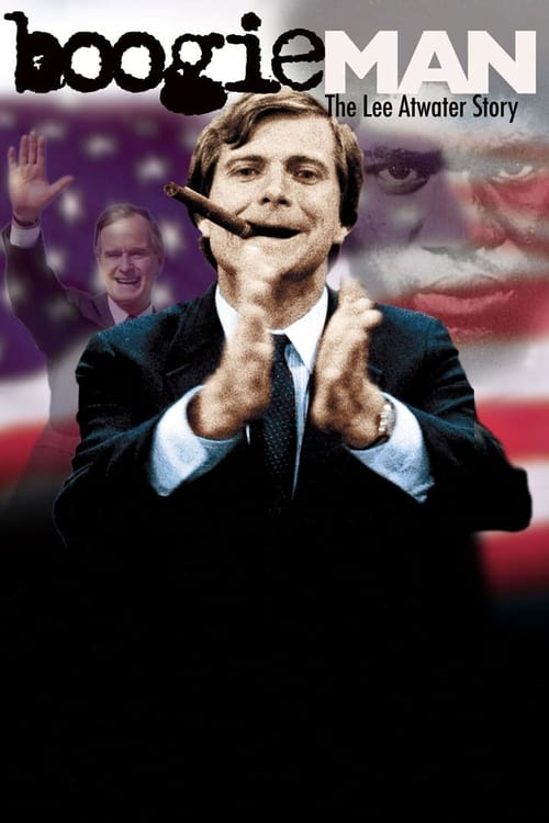 Largescale poster for Boogie Man: The Lee Atwater Story