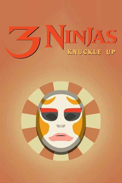 Largescale poster for 3 Ninjas Knuckle Up