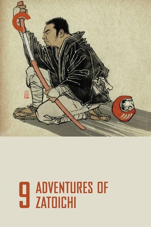 Adventures of Zatoichi (1964) Poster