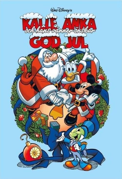 Kalle Anka och hans vänner önskar God Jul - Originalversionen från 1958