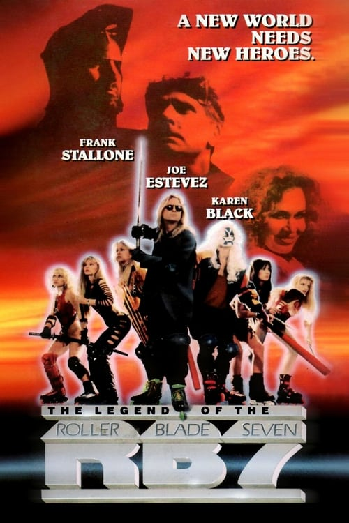 Película The Roller Blade Seven En Buena Calidad Hd
