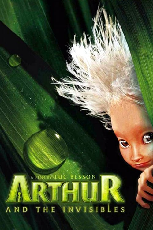 Arthur And The Invisibles 2006 Nordic Pal Dvdr-Apocalypse