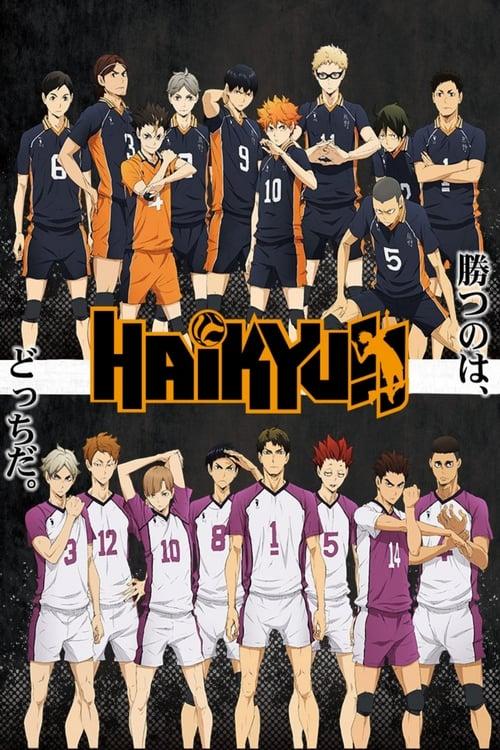 Haikyu!!: Haikyu!! Karasuno High School vs Shiratorizawa High School