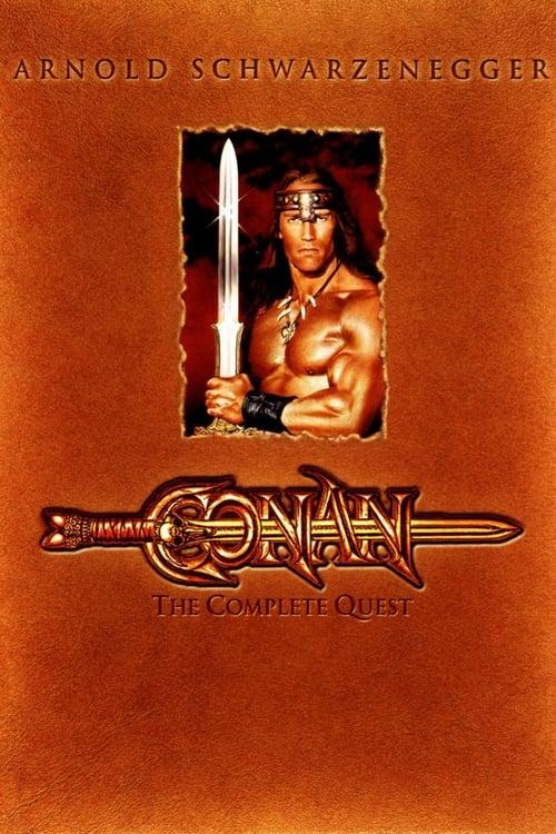 Rachel nichols conan the barbarian 2011 - 1 part 4