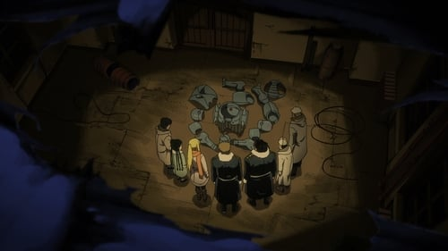 Fullmetal Alchemist: Brotherhood: Season 1 – Episod Signs of a Counteroffensive