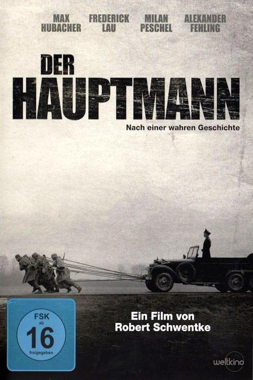 Poster von Der Hauptmann