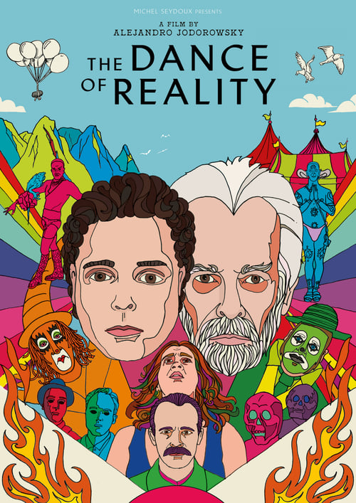 Download The Dance of Reality (2013) Full Movie