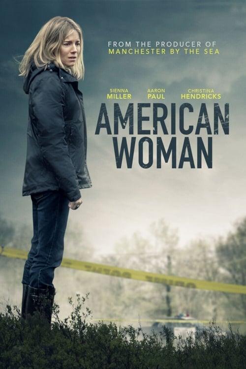American Woman Poster