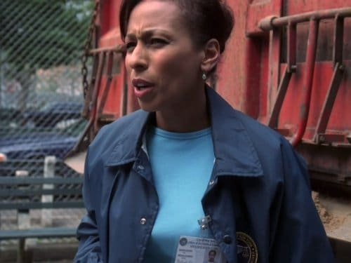 Law & Order: Special Victims Unit - Season 7 - Episode 7: Name