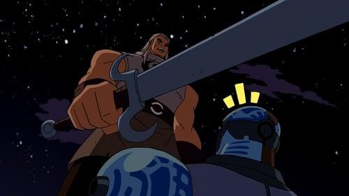 Cyborg, O Bárbaro
