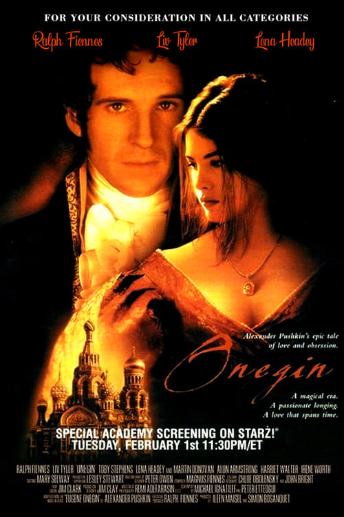 Onegin (1999) Poster