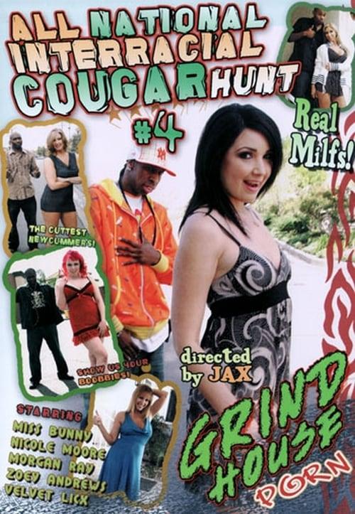 All National Interracial Cougar Hunt 4 (2010)