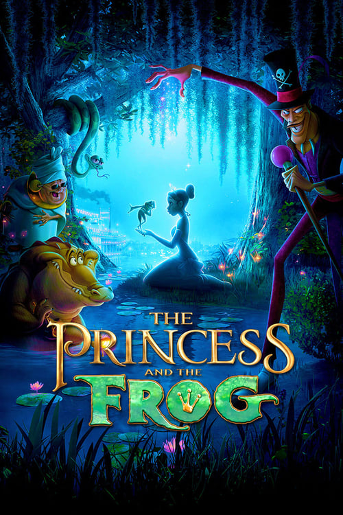 Streaming The Princess and the Frog (2009) Best Quality Movie