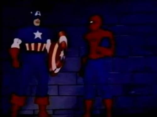Spider-Man: Season 1 – Episod The Capture Of Captain America